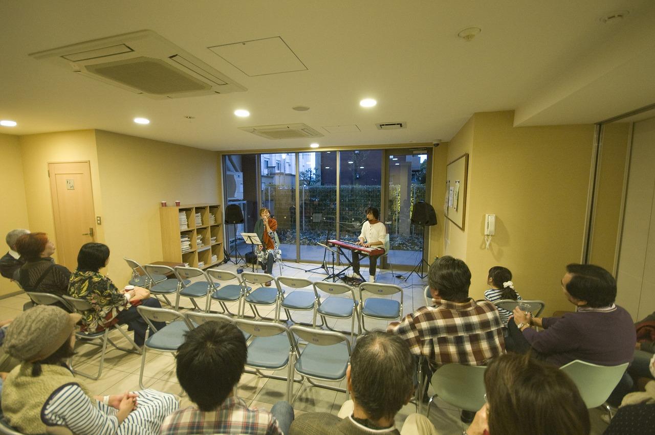 品川SSR_ジャズ風景