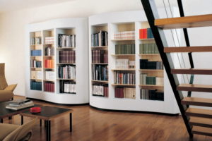 これこそ正真正銘の「本棚」!?