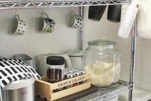 狭いキッチンを快適空間に変える3つのヒント