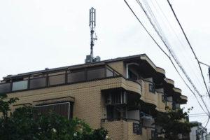 携帯基地局の設置は、マンション管理組合の副収入として有難い!