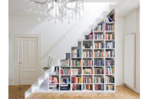 美しく収まる「階段下収納」のナイスアイデア集